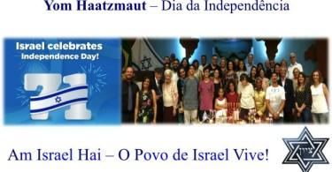 O Povo de Israel Vive!