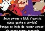 Petista Dick Vigarista