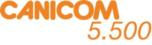 Logo Canicom 5.500