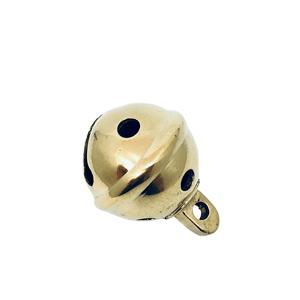 Cascabel de bronce