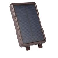 Panel solar para cámara