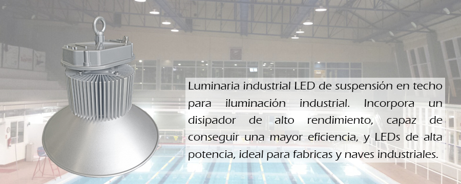 Campana industrial LED Cool 3