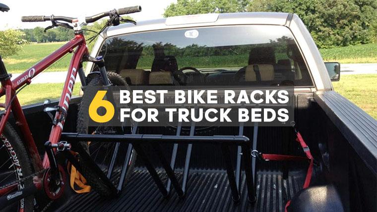 6 best truck bed bike racks 2020