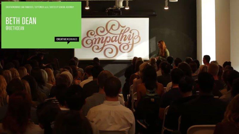 Beth Dean on empathy and design