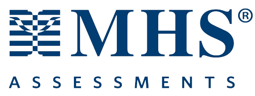 MHS Assessments logo, transparent