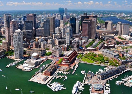 Curso de inglés para niños y adolescentes en Estados Unidos. Boston. Aprender inglés en verano en el extranjero