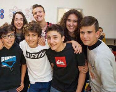 Actividades orientadas a jóvenes en nuestro curso de inglés para familias