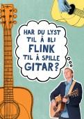 Flink på gitar
