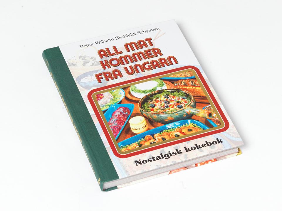 Eivind Vetlesen's Portfolio – Nostalgisk kokebok