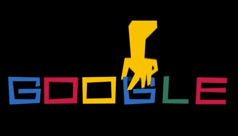 Google Celebrating Saul Bass
