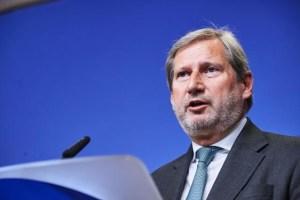 Vor Europäischem Rat: Johannes Hahn fordert grünes Licht für Beitrittsverhandlungen mit Nordmazedonien und Albanien