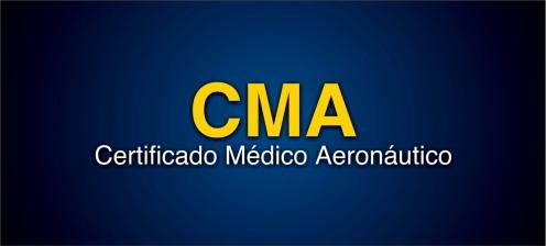 CMA Certificado Mdico Aeronutico Antigo CCF Mural