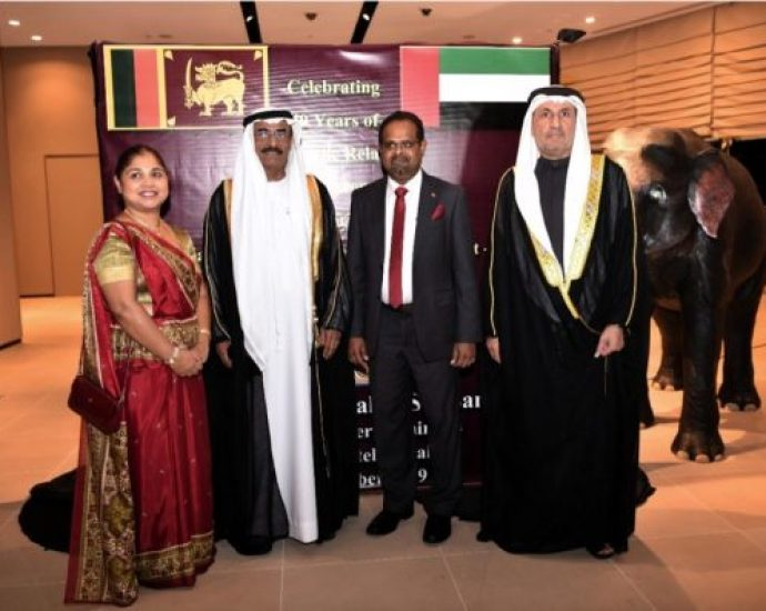 """Consulate General of Sri Lanka in Dubai hosts """"Sri Lanka Tourism Promotional Evening and Cultural night"""" in celebrating 40th anniversary of establishing Diplomatic relations between Sri Lanka and the UAE"""