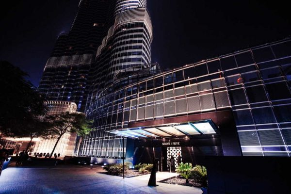 """A MEMORABLE """"BOOGIE WONDERLAND"""" NEW YEAR'S EVE AT ARMANI/PRIVÉ"""