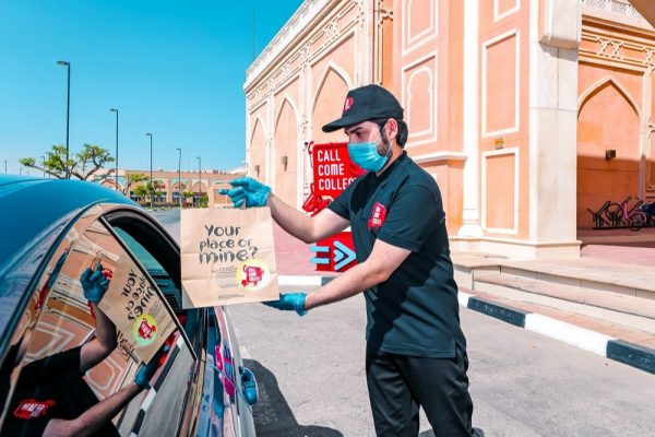 Nakheel Malls launches free Call,Call، Come، Collect Collect service for instant pick-up on eats, treats and more,Contactless, drive-through collection at Nakheel Mall, Ibn Battuta and The Pointe