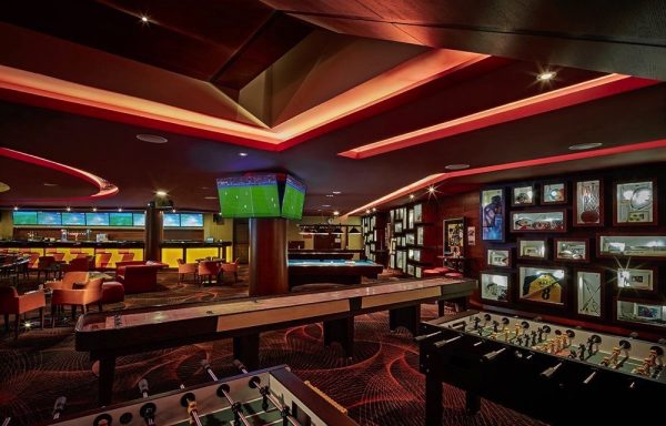 Head to Qube Sports Bar for an Immersive IPL Experience