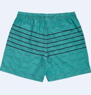 Short Sublimado Estampa Textura