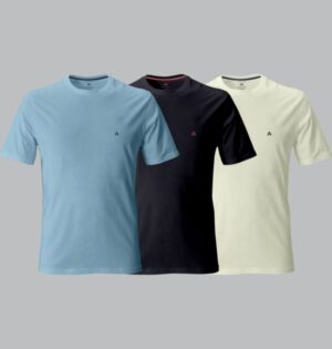 Kit Camiseta Masculina Bordada 4