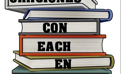 Oraciones Con Each En Inglés