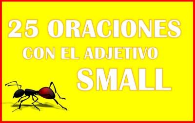 Oraciones Con Small