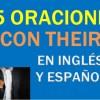 25 Oraciones Con Their En Inglés | Ejemplos de Their en Inglés