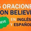 25 Oraciones Con Believe En Inglés | Las Mejores Oraciones de Believe