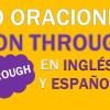 30 Oraciones Con Through En Inglés ✔ Frases Con Through Fáciles ⚡