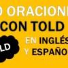 30 Oraciones En Inglés Con Told ✔ Frases Con Told Fáciles⚡