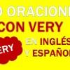 Geniales 30 Oraciones Con Very En Inglés | Frases Con Very