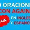30 Oraciones Con Again En Inglés | Frases Con Again