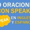 30 Oraciones Con Speak En Presente Simple En Inglés
