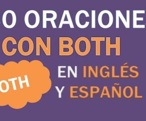 30 Oraciones Con Both En Inglés | Frases Con Both