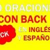 30 Oraciones Con Back En Inglés | Frases Con Back