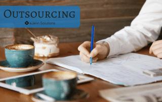 outsourcing social media company