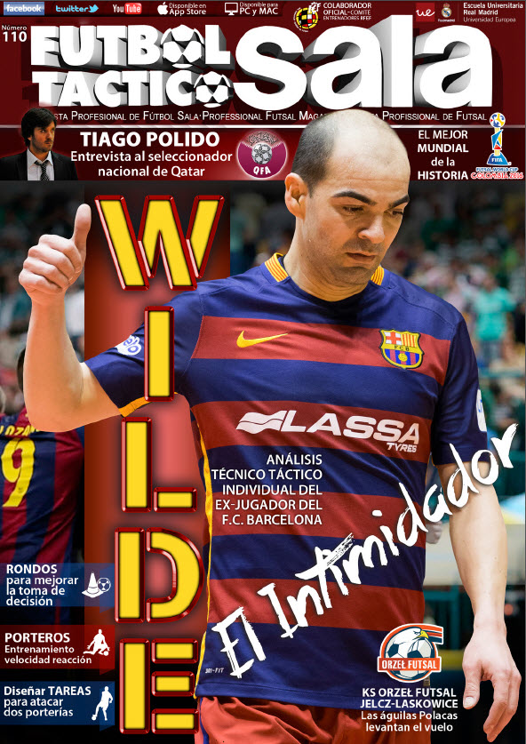 Análisis de Wilde para Fútbol Táctico