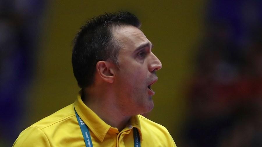 Bruno García, seleccionador de Vietnam de FútbolSala