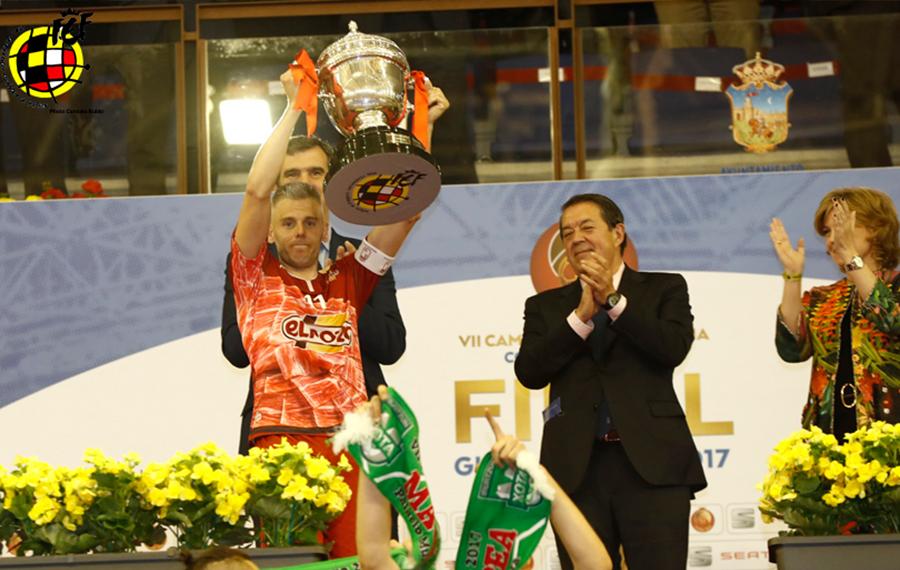 Juego de Cuatro: El Campeón fue el Fútbol Sala