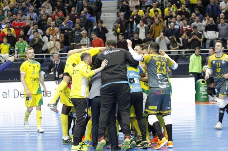 Juego de Cinco: Día de Semifinales en la Copa de España de Fútbol Sala