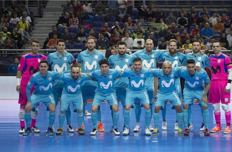 Movistar Inter en la Copa LNFS