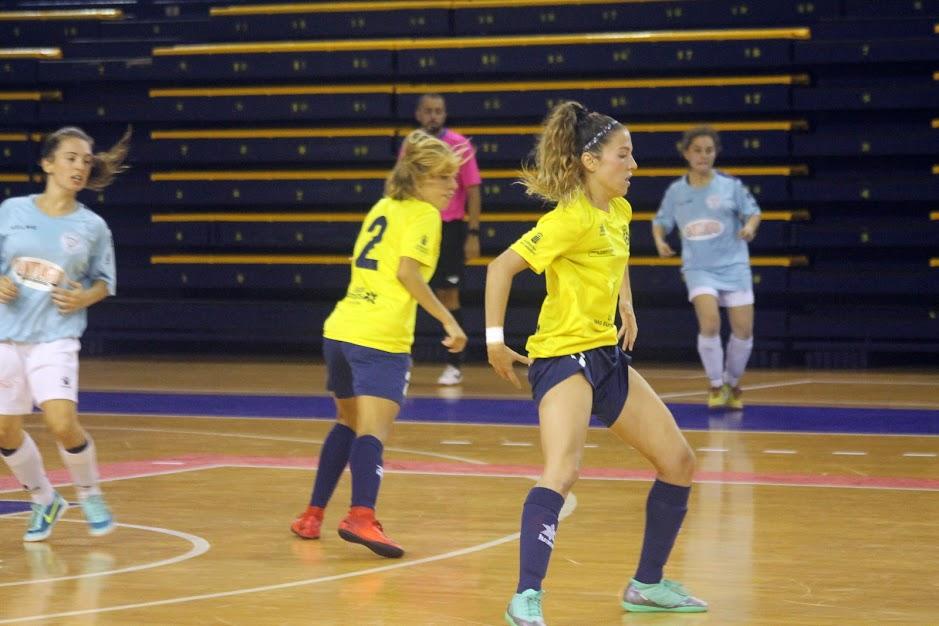 Micro Análisis de Fútbol Sala: Movimiento al Pívot de Montufo