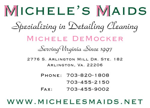 michele's-maids-first-post