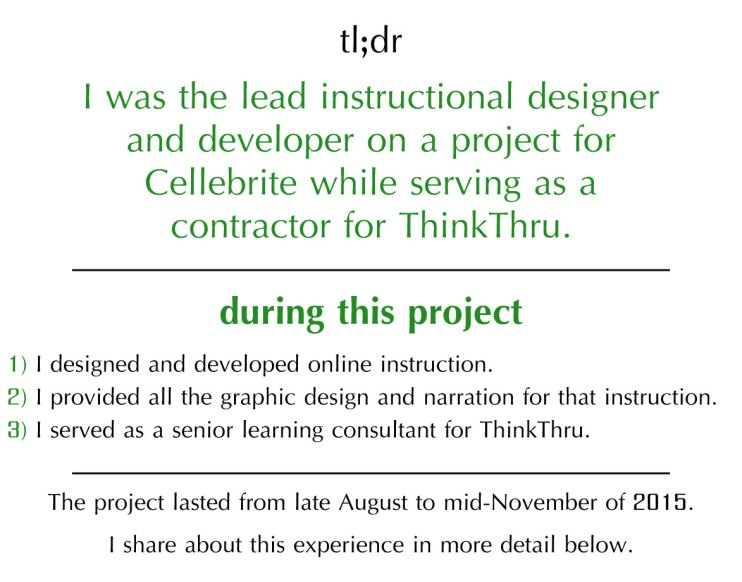 Developing Online and Hybrid Learning Experiences for