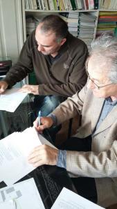 Signature EJ'N - Sorbais