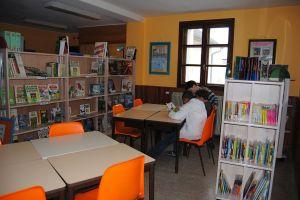 La bibliothèque de la Jumenterie 2