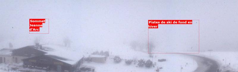 webcam panoramique Ballon d'Alsace