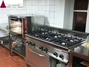 """Modernisation de la cuisine du gîte """"La tourelle"""" à Sorbais"""