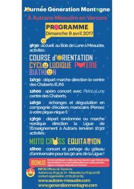 EJN02 - Autrans Méaudre - Journée génération Montagne - Flyer-verso