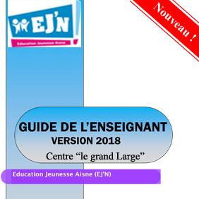 Guide de l'enseignant - LIVRET MER 2018 - Écoles Hors Aisne