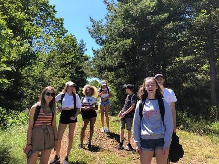 Éducation Jeunesse Aisne - Les colos apprenantes Borée 2020 - 21