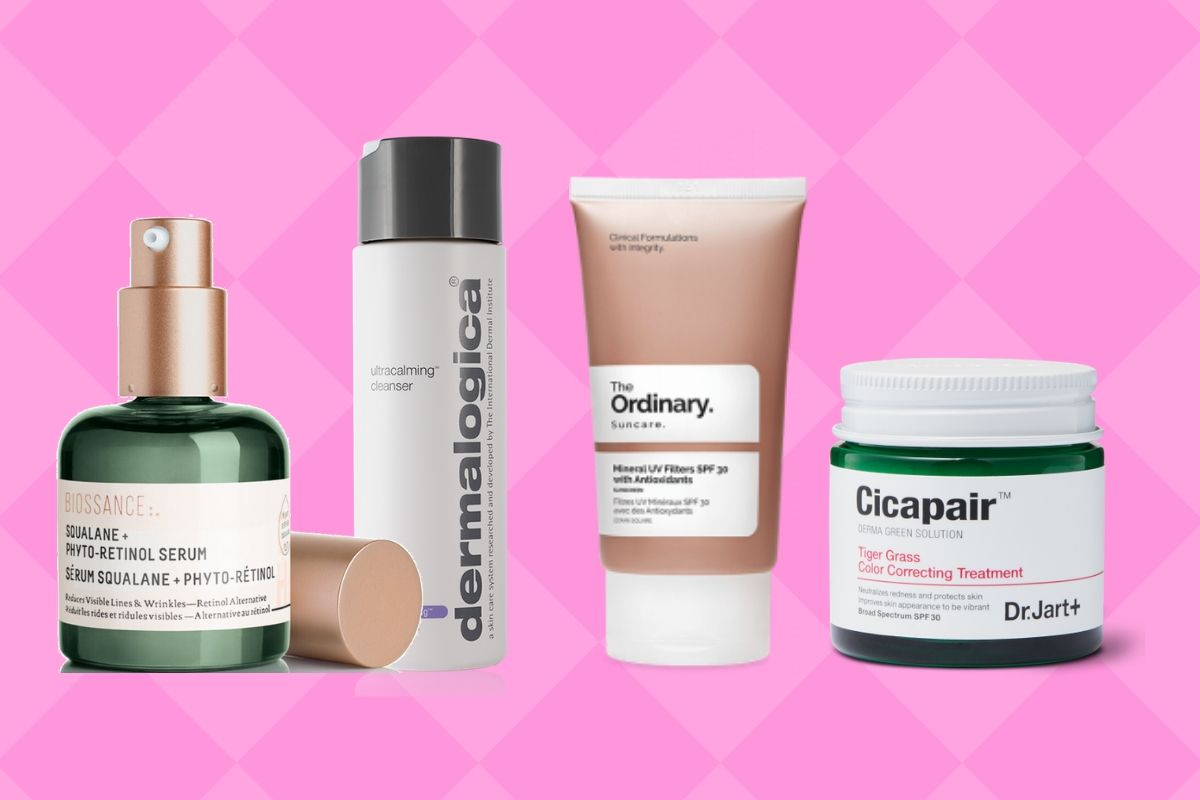 The 10 Best Skin Care Products For Rosacea In 2020 Anti Redness